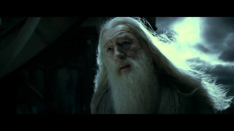 Dumbledore dies in Harry Potter