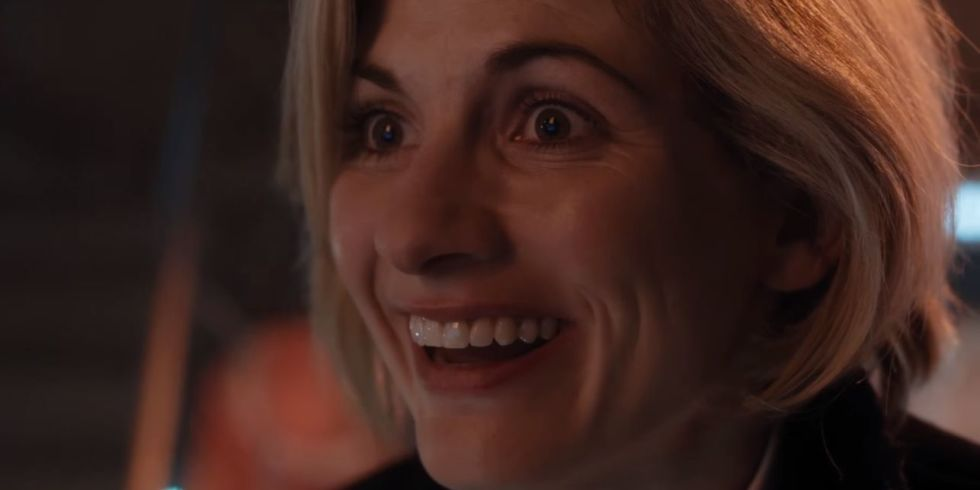 Image result for Jodie whittaker oh brilliant