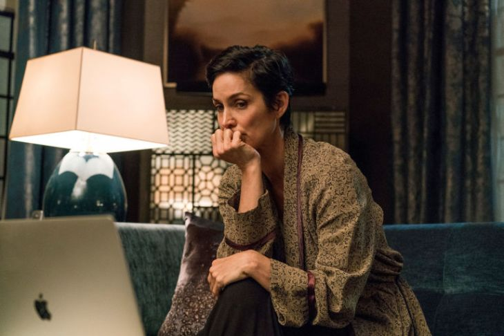 Image result for jessica jones season 2 carrie anne moss