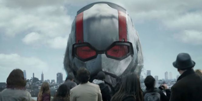 Ant Man And The Wasp Giant Header