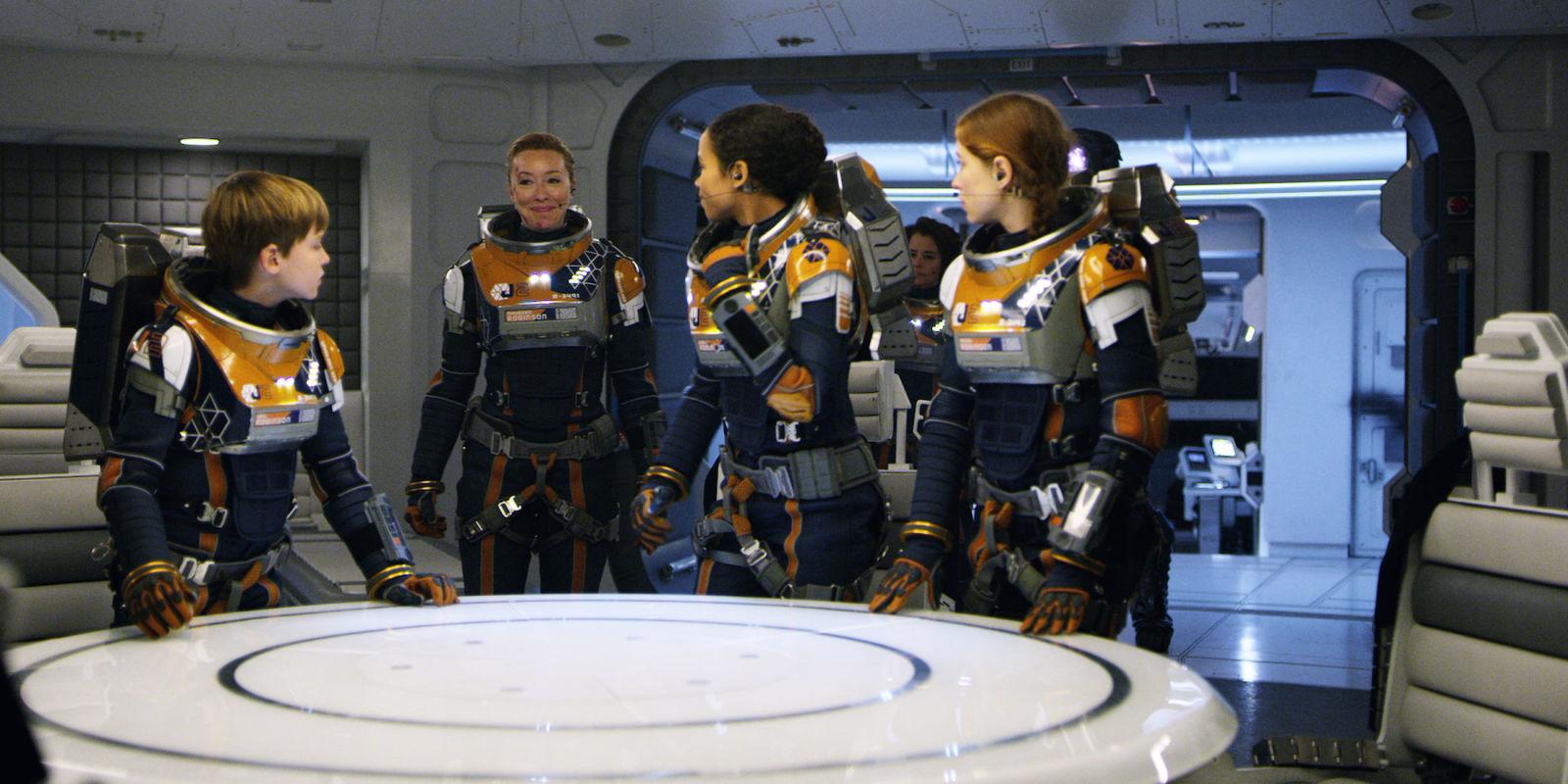 Netflix Lost In Space Season Two Release Date Cast Plot