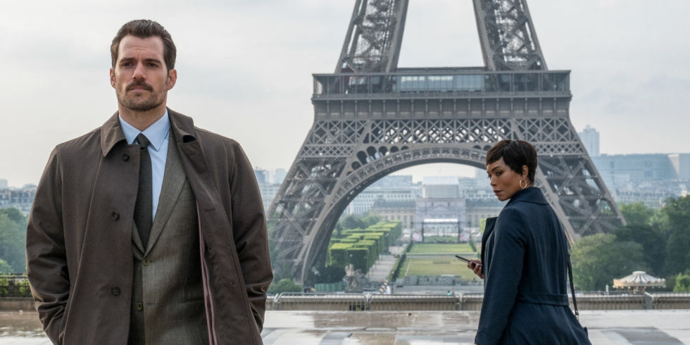 Image result for mission impossible fallout henry cavill