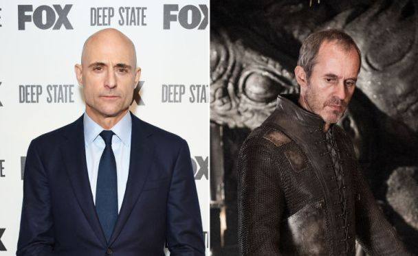 Mark Strong, Stannis Baratheon, Game of Thrones, Actors turned down roles