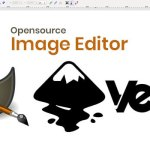 Opensource image editor