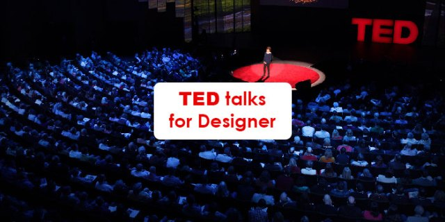 ted talks graphic designer