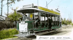 streetcars of mount pleasant