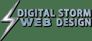 Digital Storm Web Design