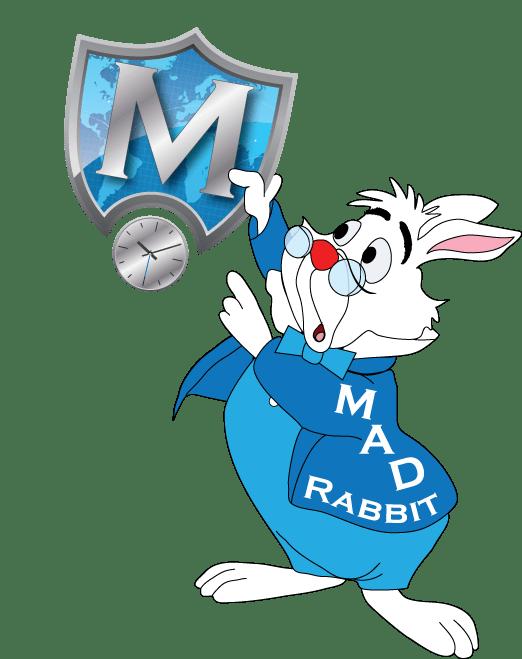 MAD Rabbit Software Logo