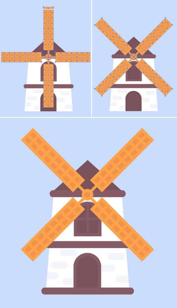 Tahap 10-Membuat-Flat-Design-Kincir-Angin-di-Adobe-Illustrator