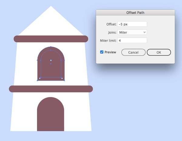 Tahap 4-Membuat-Flat-Design-Kincir-Angin-di-Adobe-Illustrator