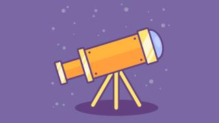 Tutorial-Flat-Design-Ikon-Teleskop
