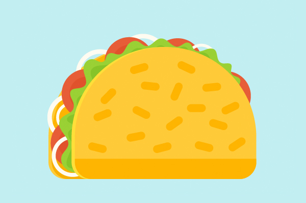 Tutorial-Membuat-Ikon-Taco-Flat-Design-10