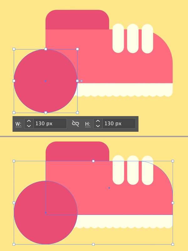 Tutorial-Menggambar-Ikon-Sepatu-Flat-Design-06