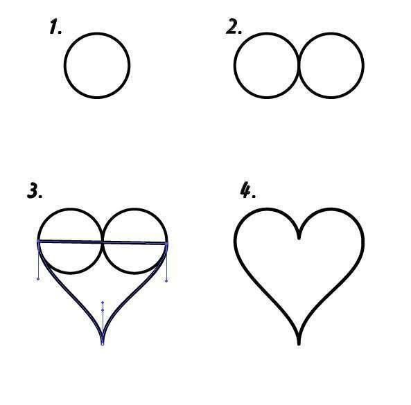 Tutorial Vektor Flat Design Tengkorak di Adobe Illustrator 09