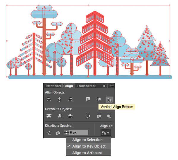 Tutorial Membuat Flat Design Musim Dingin di Adobe Illustrator CC 22
