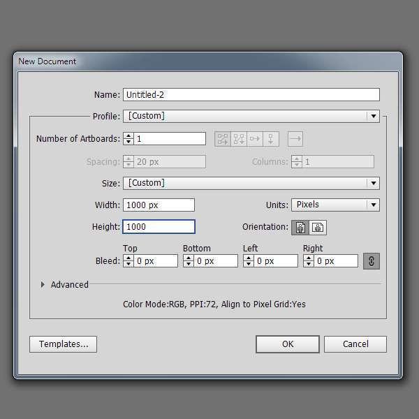 Tutorial Membuat Karakter Secara Cepat dan Unik di Adobe Illustrator CC 01