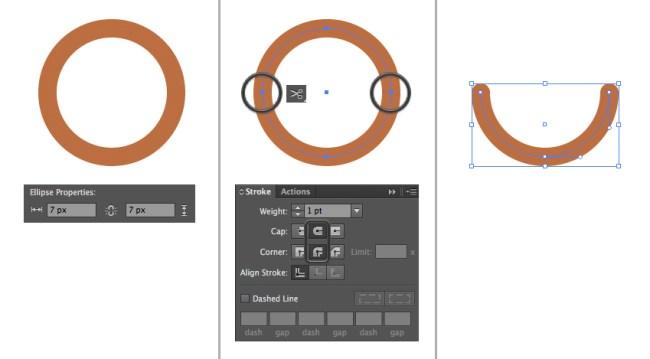Tutorial Membuat Interior Flat Desain Flat di Adobe Illustrator CC 03