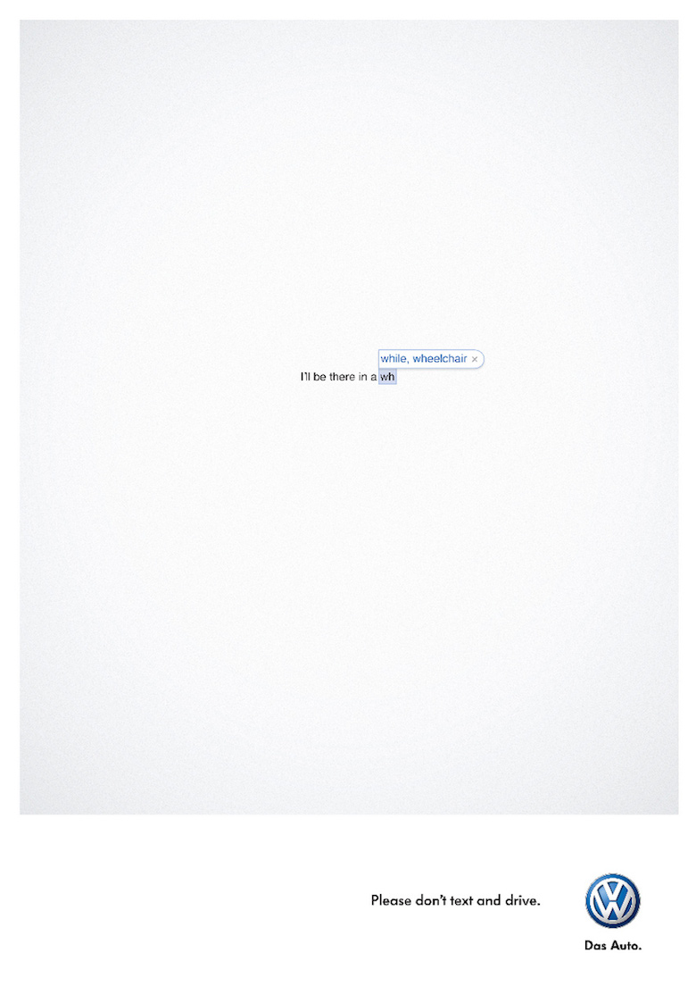 Public Service Announcements - Social Issue Ad 36