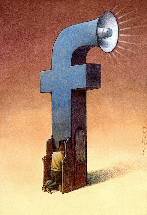Thought Provoking Paintings By Pawel Kuczynski 30