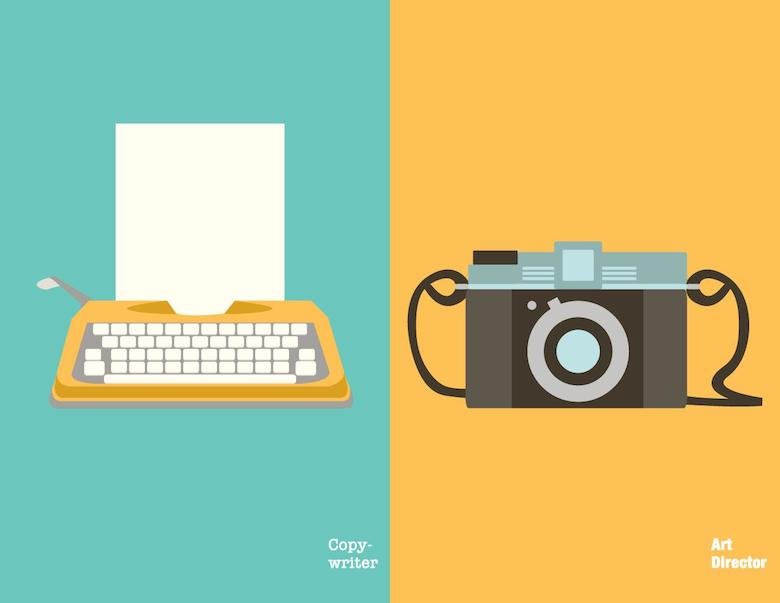 Copywriter Vs Art Director: Illustration - 8