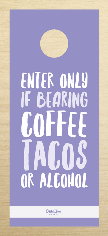 10 Signs Every Designer Needs To Hang Outside HisHer Office