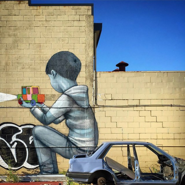 Street art & graffiti by Seth Globepainter (Julien Malland) - 22