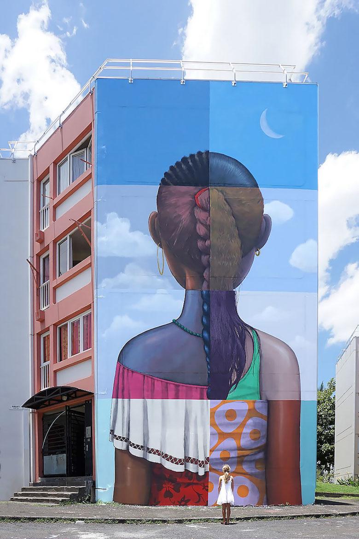 Street Artist Transforms Boring Buildings Around The World Into Beautiful Works Of Art