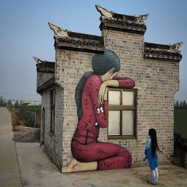 Street art & graffiti by Seth Globepainter (Julien Malland) - 6