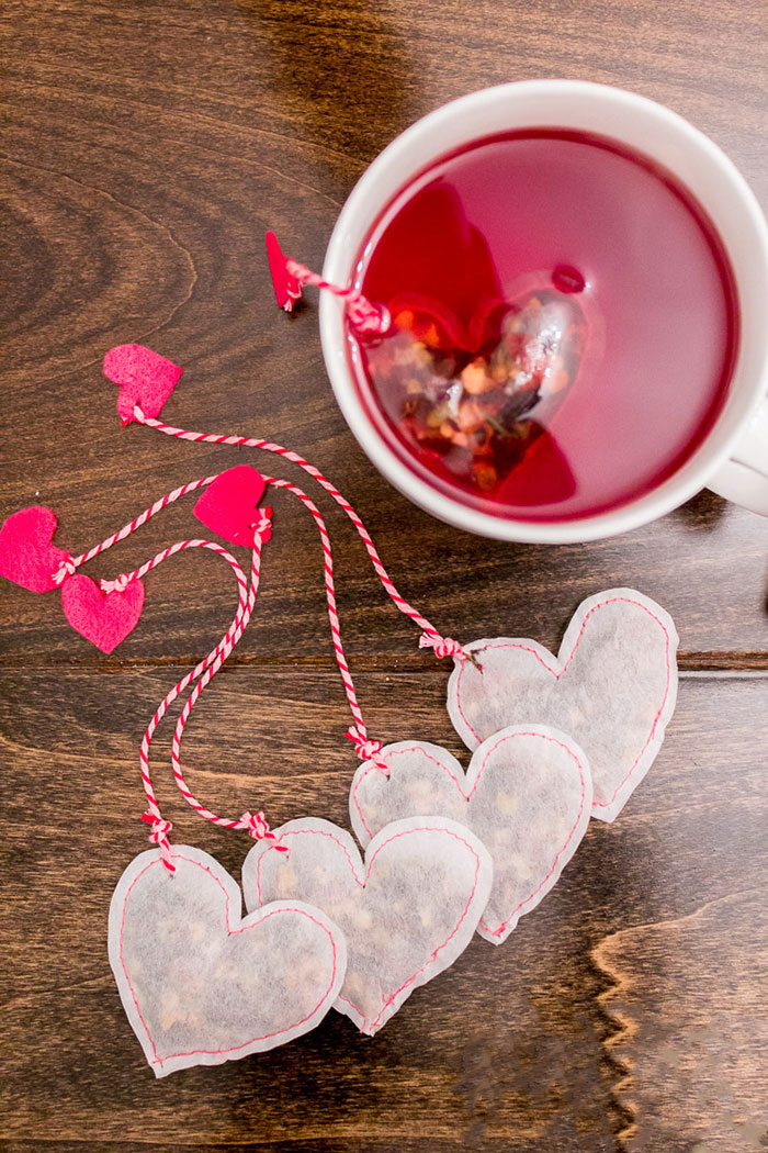 28 Creative Tea Bag Designs For Tea Lovers
