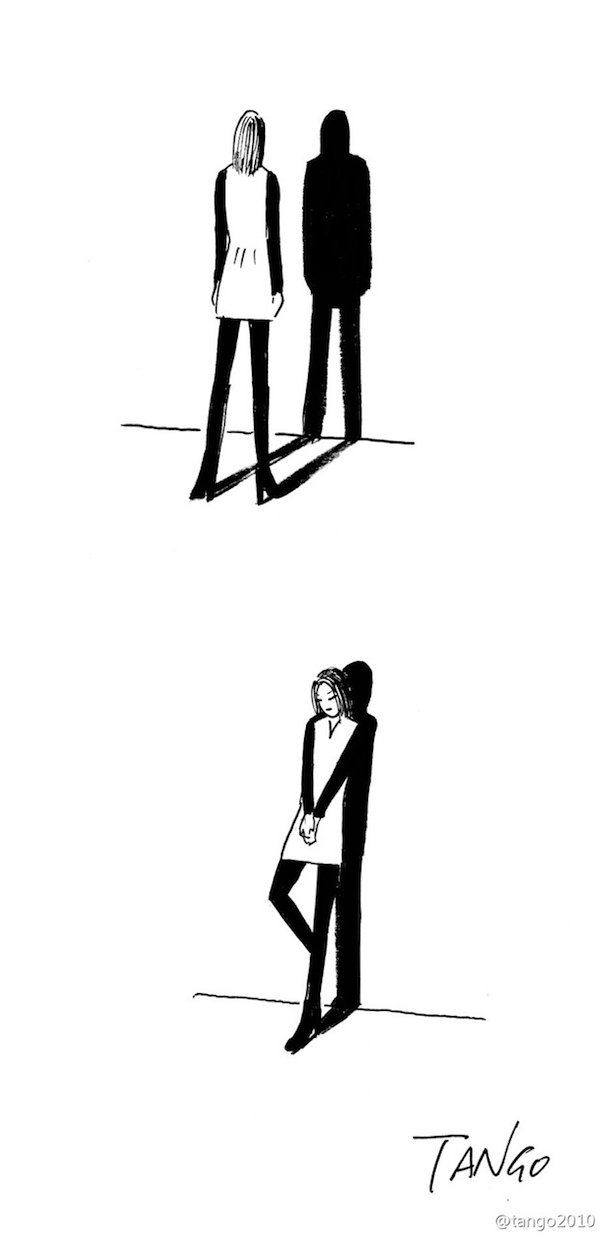 60 Clever Illustrations That Take The Most Unexpected Turns