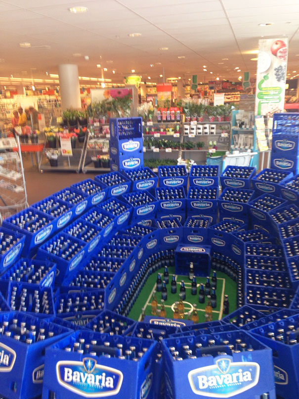 27 Clever InStore Ads That Use Creativity Not Money