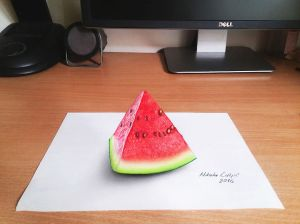 3d drawings objects realistic optical illusions amazing angle illusion certain
