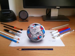 drawings objects realistic optical illusions amazing illusion certain angle stunning