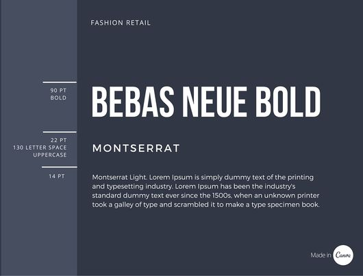 Download 30 Great Font Combinations For Your Next Design Project