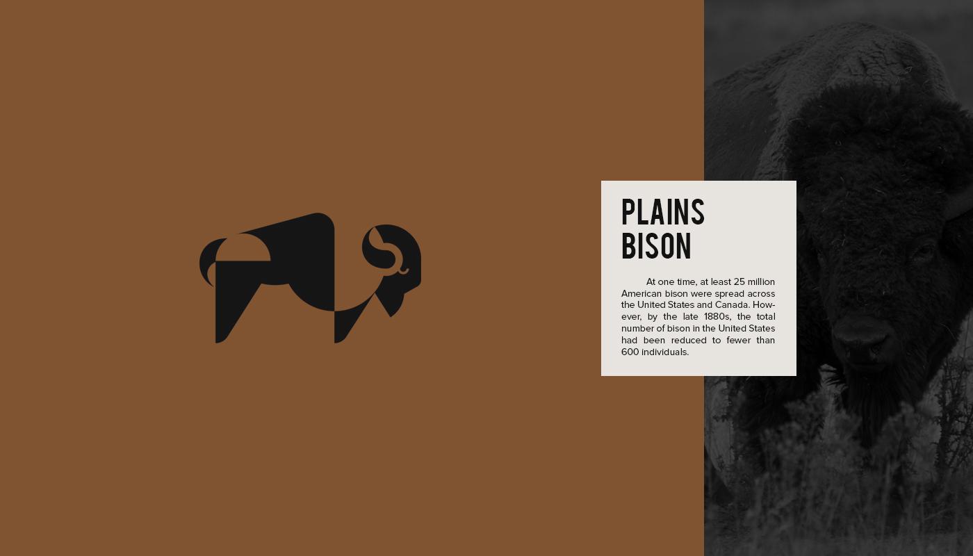 Designers Create Series Of Beautiful Animal Logos To Raise