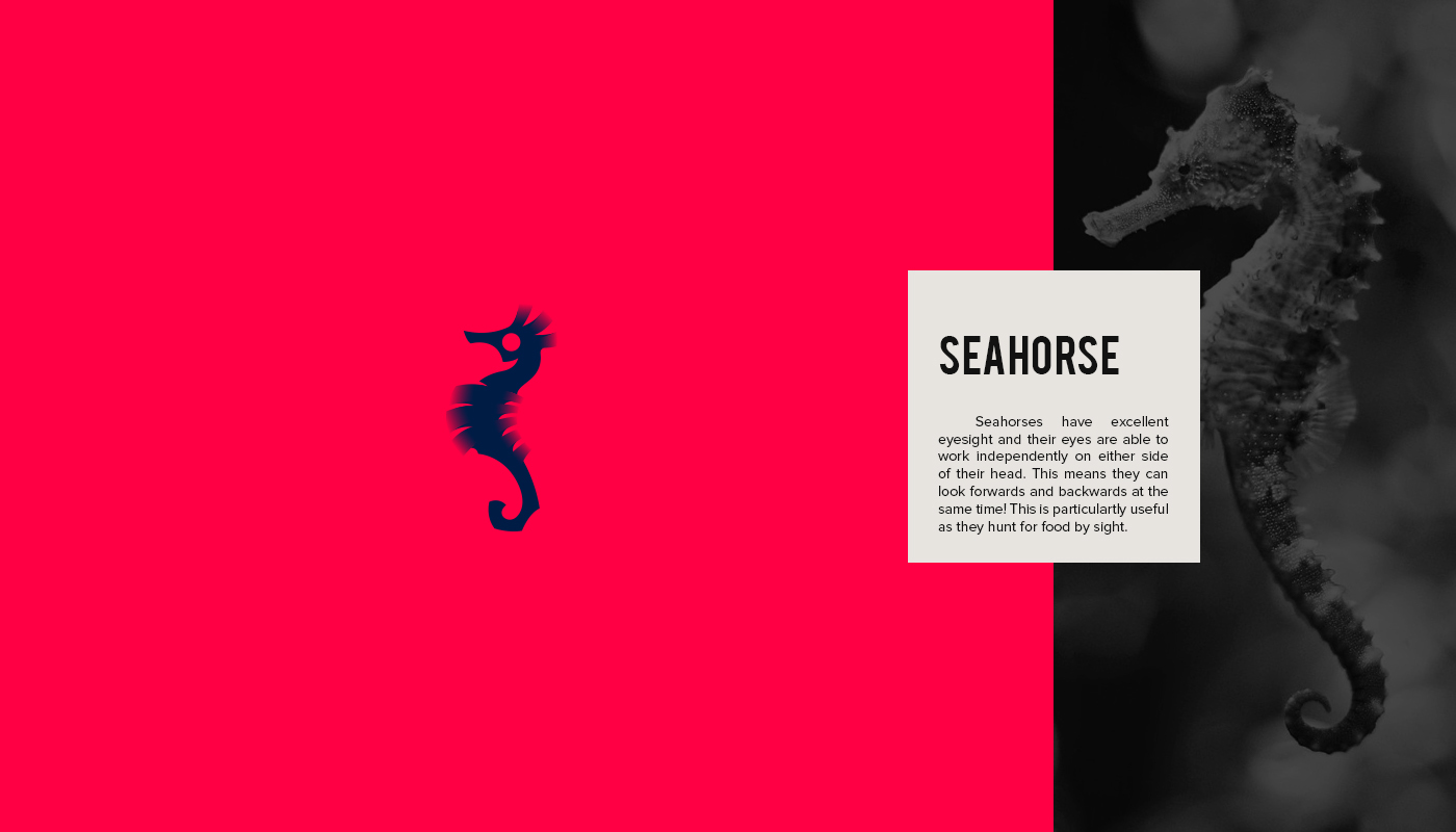 Designers Create Series Of Beautiful Animal Logos To Raise Awareness For Endangered Species