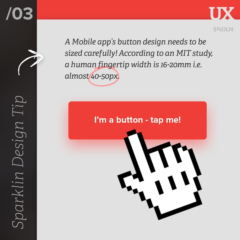 Simple Useful Design Tips For UIUX Designers