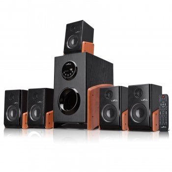 Bluetooth 5 1 Channel Surround Sound Speaker System Digital Tech Market