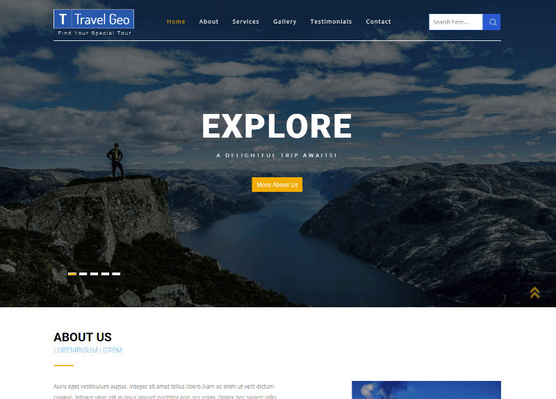 You can find her expertise in sales and real estate content on fit small busine. 29 Best Free Html Website Templates 2021 Digital Template Market