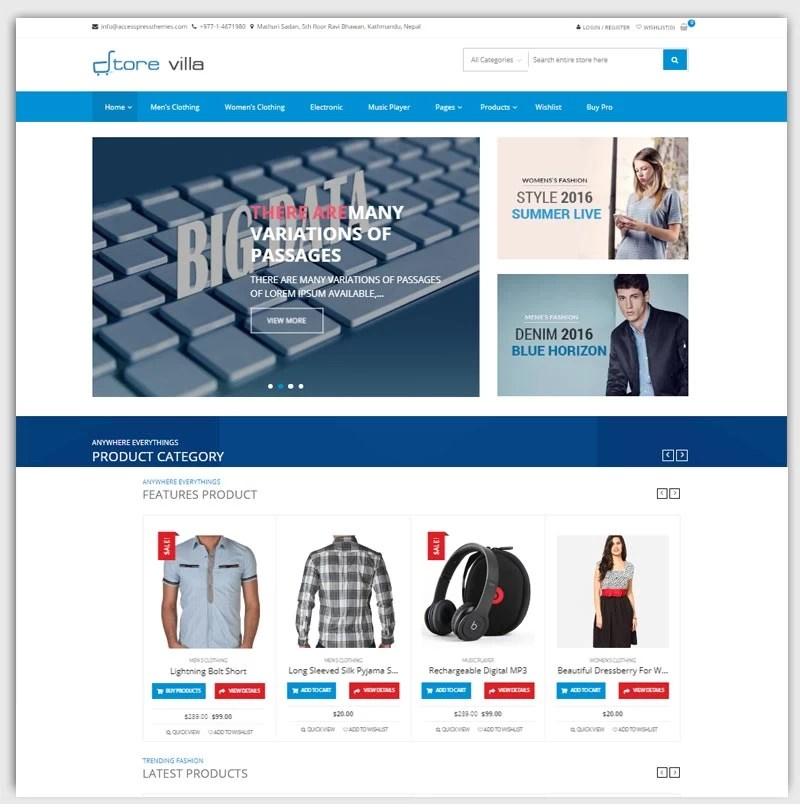 StoreVilla-theme-gratuit-WordPress-responsive