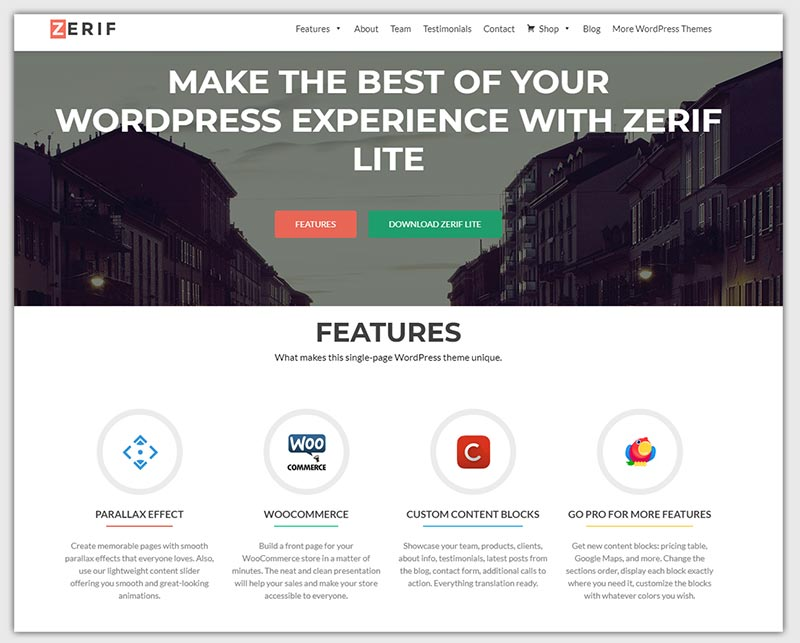 zerif-theme-gratuit-WordPress-responsive