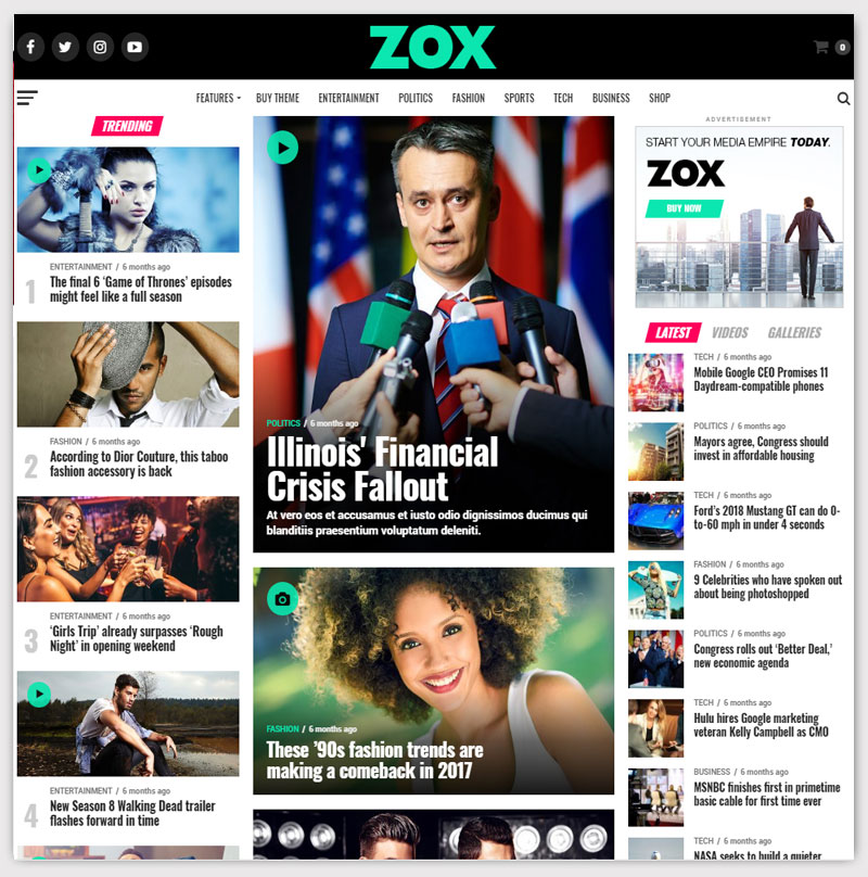 zox-Viral-Magazine-WordPress-Theme-buzz