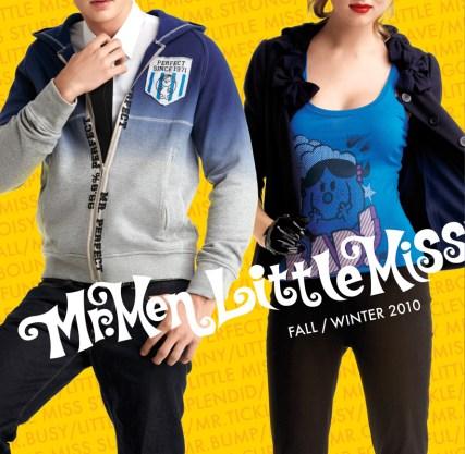 "Chorion ""Mr. Men, Little Miss"" Lookbook"