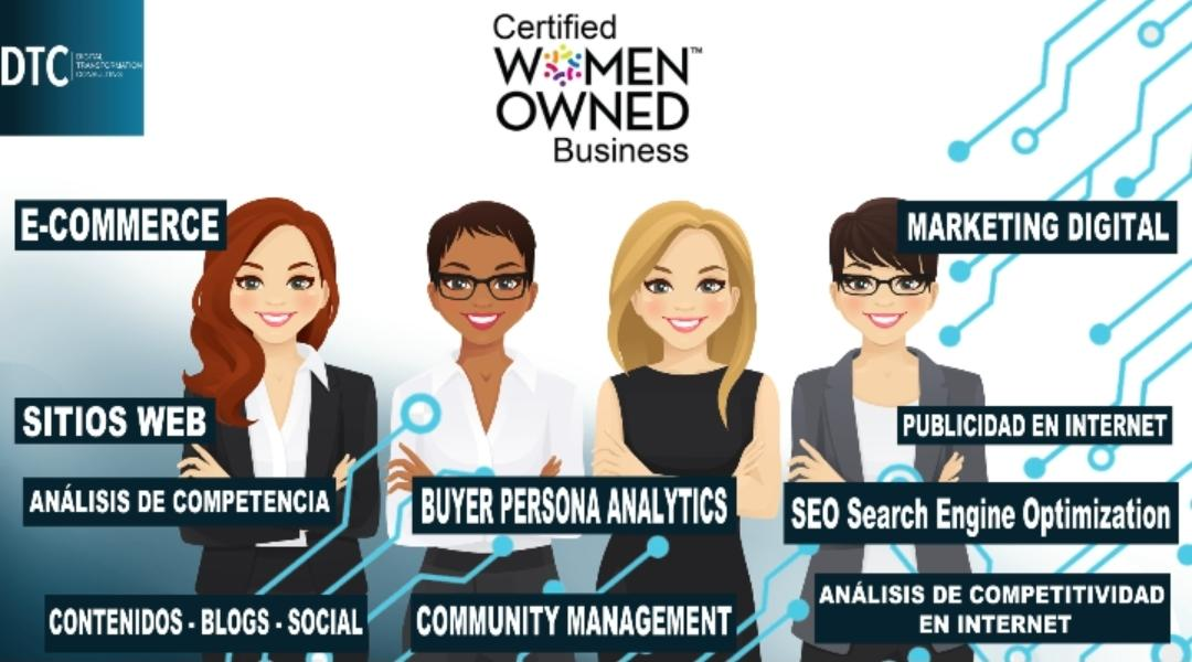 DTC WOMEN OWNED BUSINESS