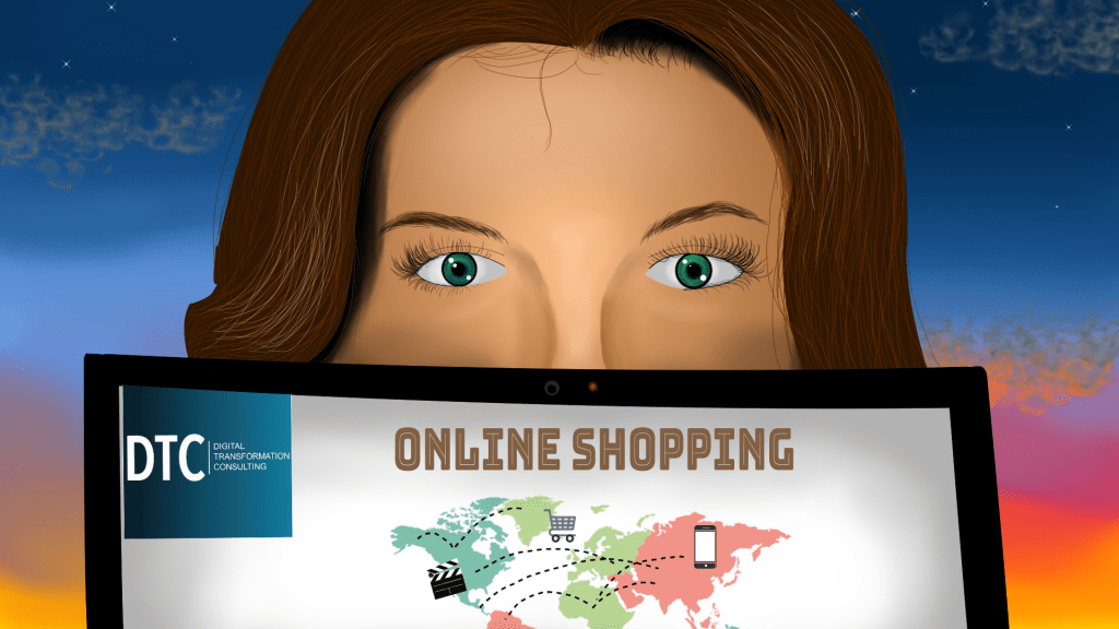 DTC ONLINE SHOPPING