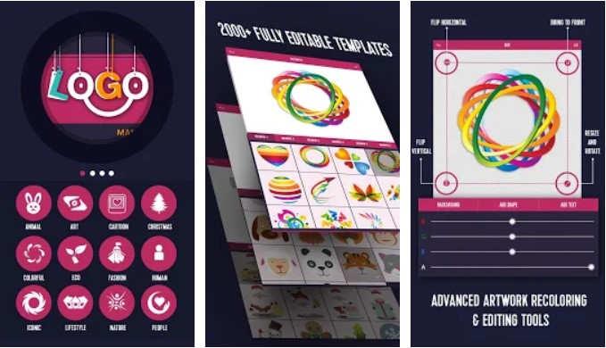 Mau Bikin Logo Di Android Coba 5 Aplikasi Pembuat Logo Terbaik Ini