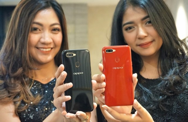 Fitur Game Space Oppo A5s