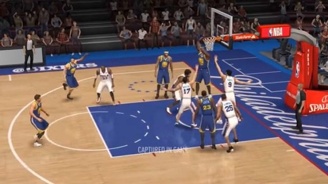 Game Basket Terbaik Android