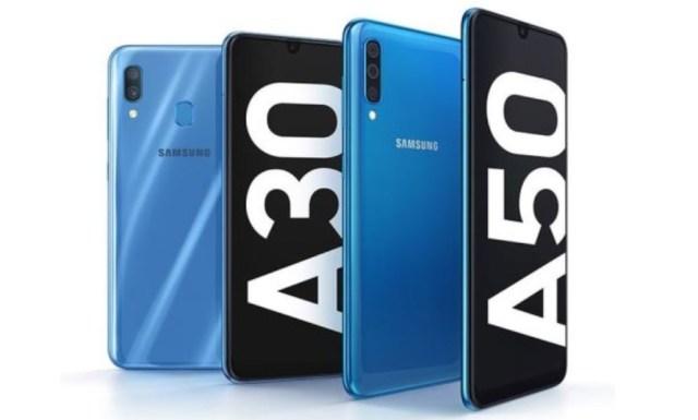 Cara Meyembunyikan Aplikasi di Samsung Galaxy A Series 2019