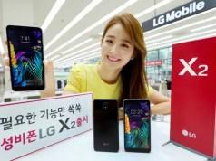 LG Rilis X2